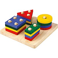 PT Geometric Sorting Board