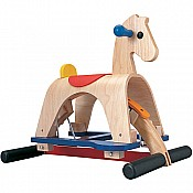 Lusitano Rocking horse from Plan toys