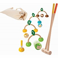 Croquet by Plan Toys
