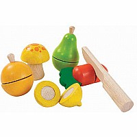 PT Fruit & Vegetable Play Set