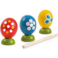 PT Egg Percussion Set