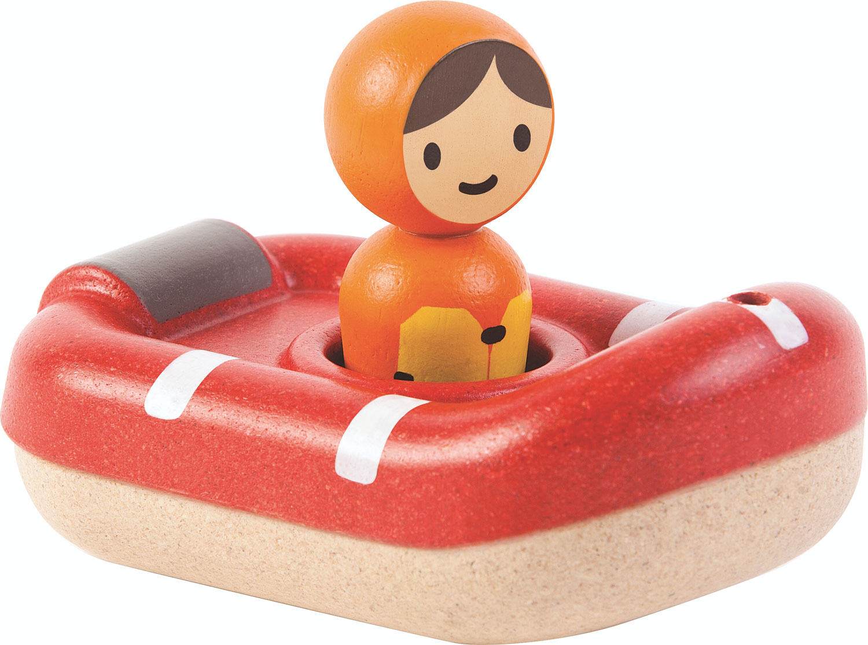 Coast Guard Boat - Fairhaven Toy Garden