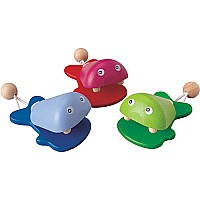 Fish Castanet (12 Pcs Set)