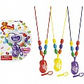 Jelly Belly Bubble Necklace