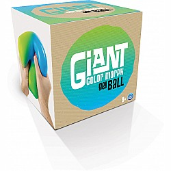 Giant Color Morph Stress Ball