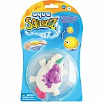 Aqua Squisheez Unicorn