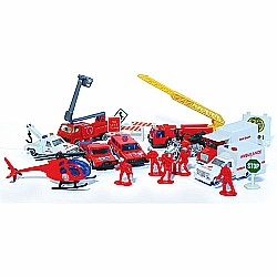 Fire Department Set