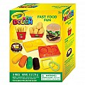 Crayola Dough Fast Food Fun