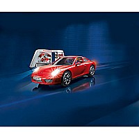 PLAYMOBIL Porsche 911 Carrera S Building Kit