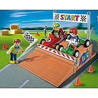 Go-cart Race Compact Set
