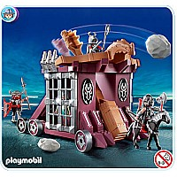 Giant Catapult With Cell