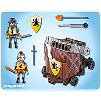 Playmobil Lion Knights' Ballista