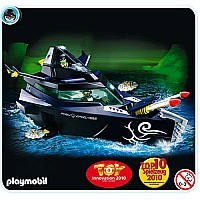 4882 Robo Gang Battle Yacht