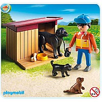 Playmobil 5125 Dog House