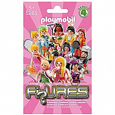PLAYMOBIL Girls Mystery Figures -Action Figure (Styles and Series May Vary)