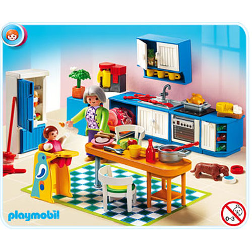 Grand Kitchen By Playmobil Franklin 39 S Toys