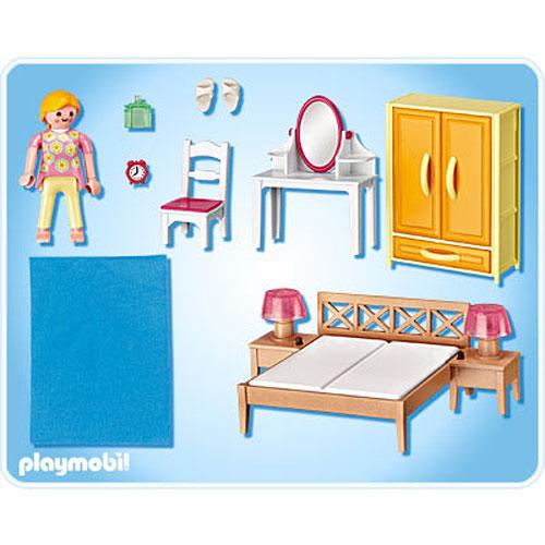 . Playmobil 5331 Parents Bedroom   Playmobil