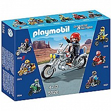 PLAYMOBIL Eagle Cruiser Set