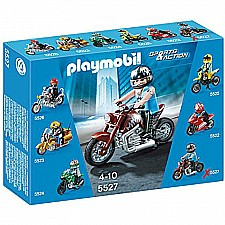 PLAYMOBIL Muscle Bike Set