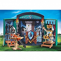 PLAYMOBIL Royal Knights Play Box Playset
