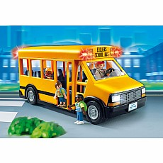 Playmobil - School Bus
