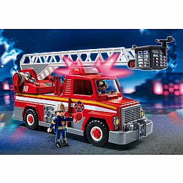 Playmobil - City action rescue ladder