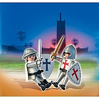 French Knight and Crusader