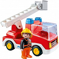 Ladder Unit Fire Truck