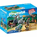 Playmobil Starter Pack Knight's Treasure Battle 70036