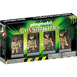 Ghostbusters Collector´s Set Ghostbusters