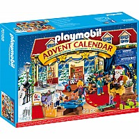 Advent Calendar - Christmas Toy Store