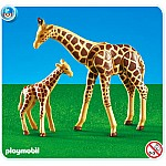 Giraffe with Baby - RETIRED PRODUCT
