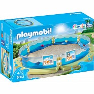 PLAYMOBIL Aquarium Enclosure