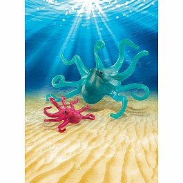 Playmobil - Octopus w - Baby