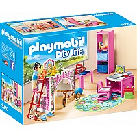 Playmobil - Childrens Room