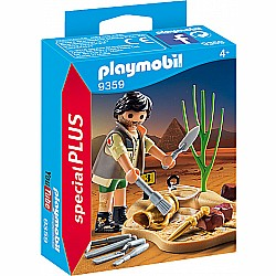 Playmobil Figures - Archaeologist