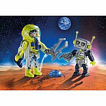 Astronaught and Robot Duo Pack