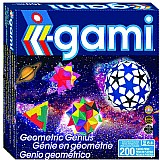 I-Gami Geo Genius Kit 200 Pieces