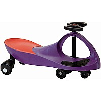 PlasmaCar Ride-On Vehicle - Purple
