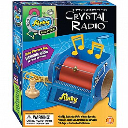 Crystal Radio Mini Lab