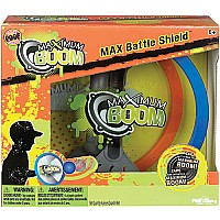 Max Boom Battle Shield