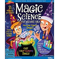 SE Magic Science  for Wizards