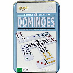 Double 6 Dominoes In TIN