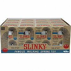 Retro Slinky In Blue Box