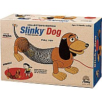 Slinky Dog Retro Pull Toy