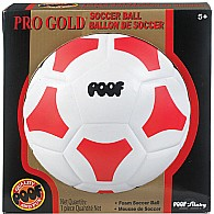 Pro Gold Soccerball