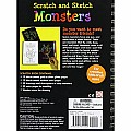 Monsters Scratch and Sketch: An Art Activity Book for Creative Kids of All Ages
