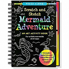 Scratch and Sketch Mermaid Adventures
