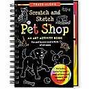 Scratch & Sketch Pet Shop (Trace-Along)