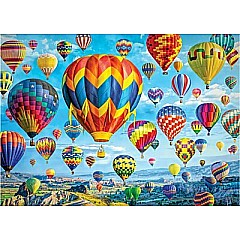 Balloons In Flight 1000 Piece Jigsaw Puzzle
